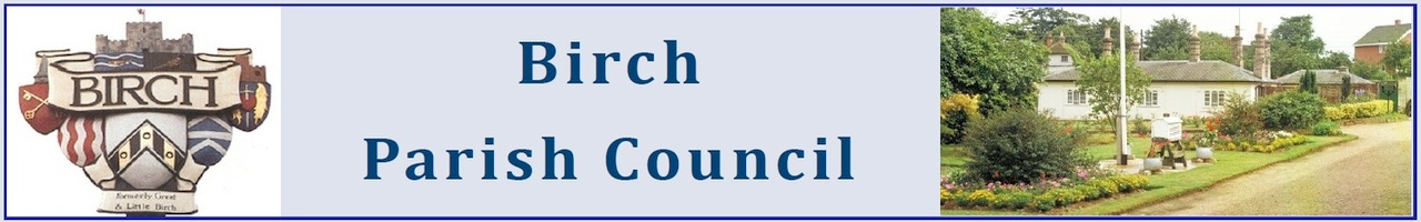 Birch Parish Council logo